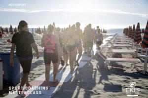 Mental Coaching Sportivo e Business Coach presso Ekis in spiaggia: come migliorare i propri risultati, migliorare la concentrazione e migliorare la propria vita