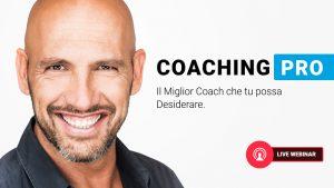 Coaching Pro: Webinar del Coach Livio Sgarbi sul Coaching mentale presso Ekis: la prima scuola di coaching italiana per migliorare la propria vita.